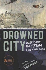 Drowned City by Dan Brown