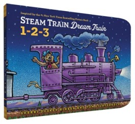 Steam Train Dream Train 123