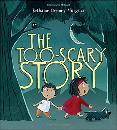 too scary story
