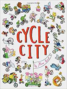 cycle city cover art