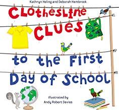 clothes line clues