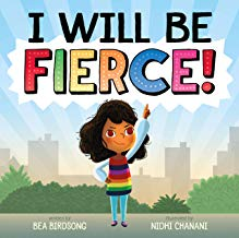 i will be fierce