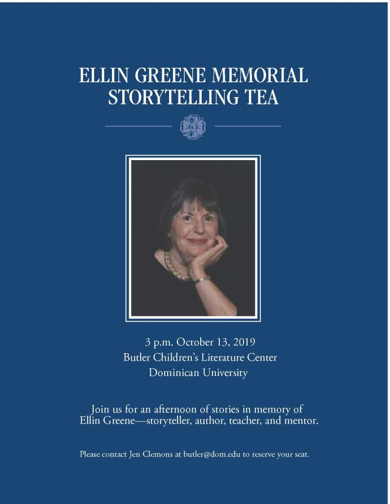 2019 Greene Memorial Tea