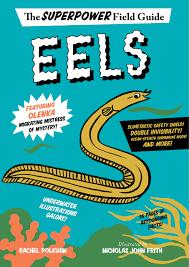 butler super power field guide eels