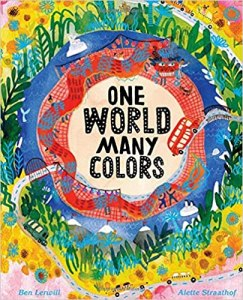 One World Many Colors cover art
