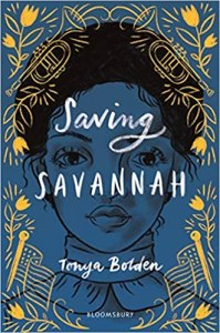 Saving Savannah cover art