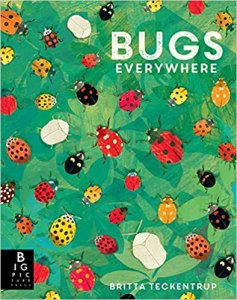 Bugs Everywhere cover art